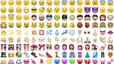 Documenting emojis has led to a full-time job for Jeremy Burge.