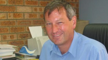 Maurice van Ryn: barrister sought a lighter sentence because of prison conditions.