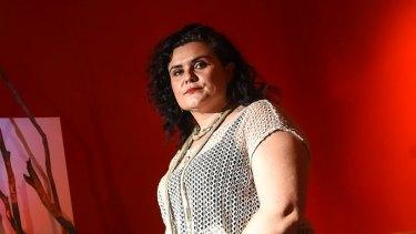 Artist, educator and curator Paola Balla