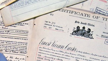 Land and Property Information keeps the official record of land ownership in NSW. It issues the Certificate of Title.