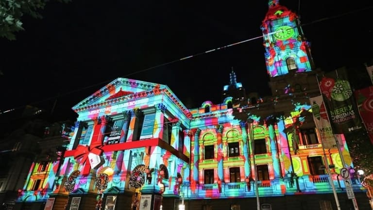 Melbourne City Council to spend millions on Christmas