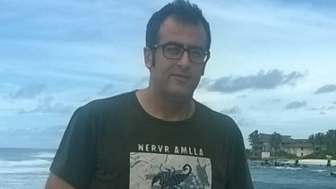 Iranian refugee Daniel Eskandari told relatives he was deeply unhappy with the move from Nauru to Cambodia.