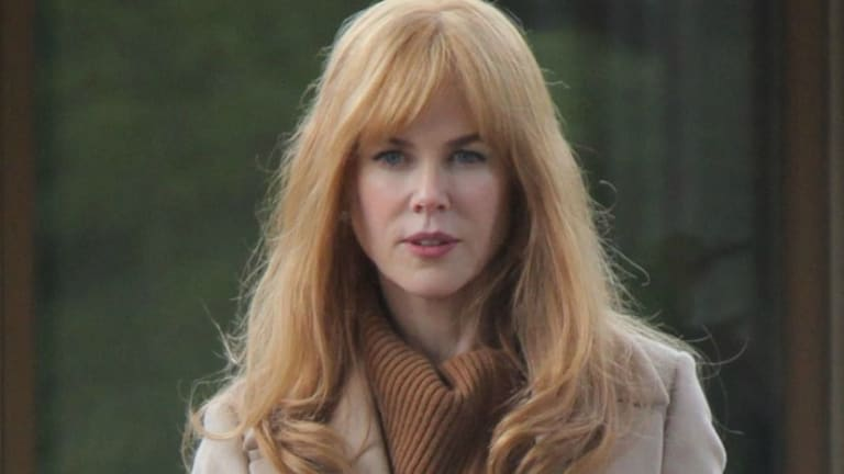 Nicole Kidman in Big Little Lies.