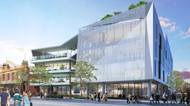 Going high on High Street, Prahran with $25m vertical school to hit the heights