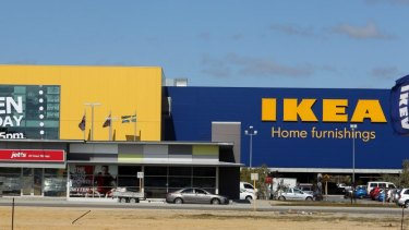 IKEA is headed to Canberra.