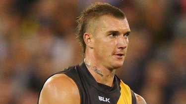 Dustin Martin makes things happen as a matter of course.