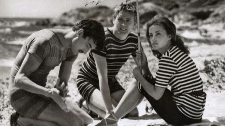 Francois Truffaut's <i> Jules et Jim</i>  combines  youthful energy with a touch of sad nostalgia.