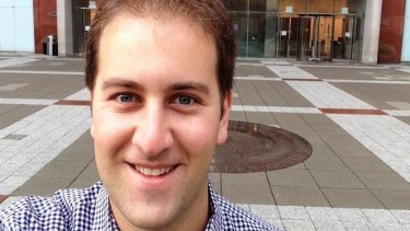 Accused: Uber's New York office general manager Josh Mohrer.