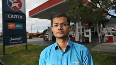 Syed Aqeel was formerly employed at Caltex.