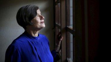 Author and academic Diana Wyndham.