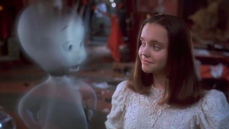 At least Casper was a friendly ghost.