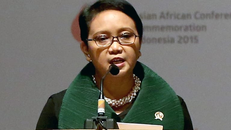 Indonesian Foreign Minister Retno Marsudi says Australia withdrawing its ambassador is within the rights of the nation.