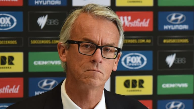 FFA chief David Gallop is pinning the future of the sport's development on a significantly increased broadcast deal.