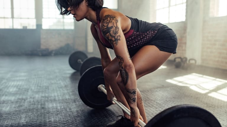 Strengthening your health and your muscles.