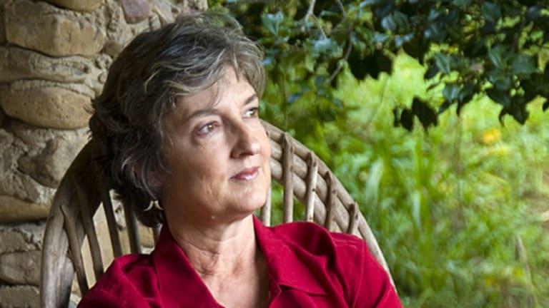 Author Barbara Kingsolver.