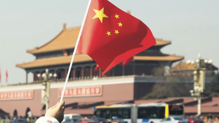 Red flags: The Chinese government is ­attempting to shift away from an ­economy driven by construction and investment in fixed assets to one driven by domestic consumption.