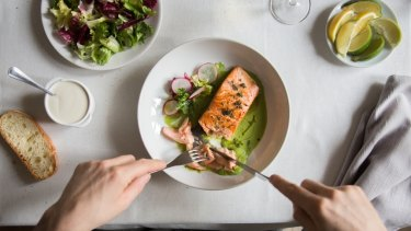 Balance: Experts say we need more research to get a clearer picture of how omega-3 fats might influence weight.