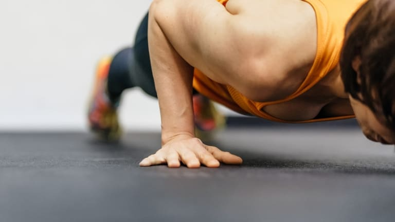 You don't need a gym membership, just some floor space for strength-based training.