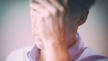 A University of Queensland report estimates that rates of depression had increased 18.4 per cent in the past 10 years.