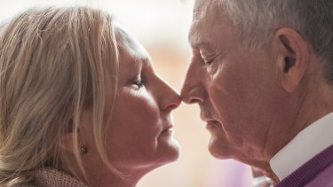 Sex can improve as we age.