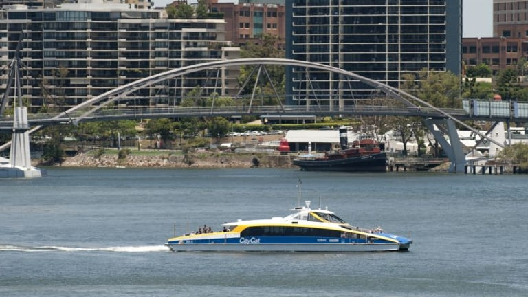 Lord Mayor Graham Quirk has promised express CityCat services from Teneriffe and UQ if re-elected.