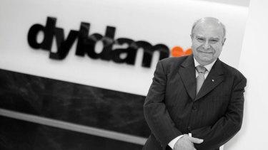 Dyldam's CEO Joe Khattar established the business in 1969.