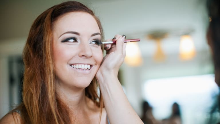 Asking lots of questions at your make-up appointment, as well as buying the right products, will give you the most value for money.