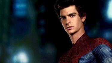 <i>The Amazing Spiderman</i>'s Andrew Garfield is the lead of Mel Gibson's latest film.