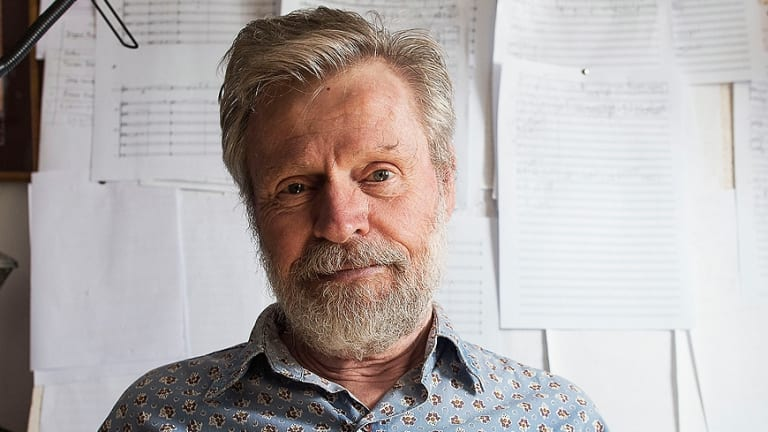 Australian composer Ross Edwards is 75 years young.