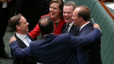 Greg Hunt's biggest triumph since scrapping the carbon tax in 2014.