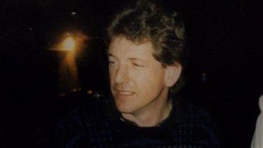 John Russell's body was found on rocks below Marks Park in 1989.