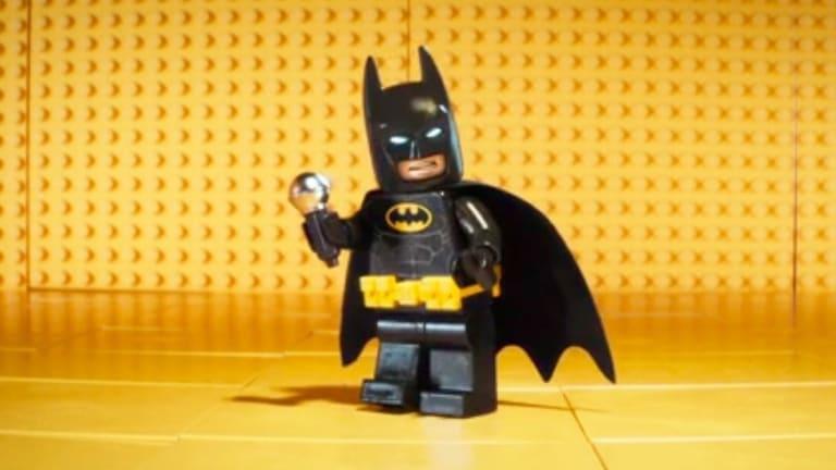 NSW Police didn't need Batman Lego's help.