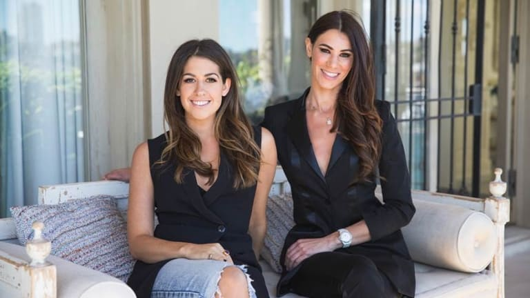 Glamazon: Founders Lauren Silvers and Lisa Maree.