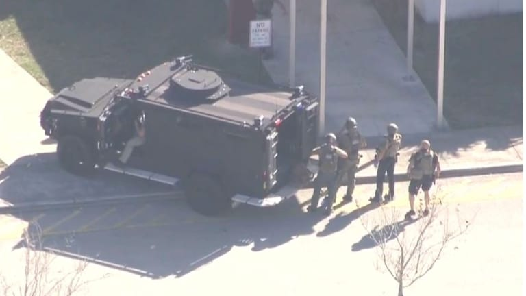 Numerous fatalities have been confirmed after the school shooting.