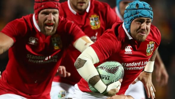 Second-string Lions step up in Chiefs win