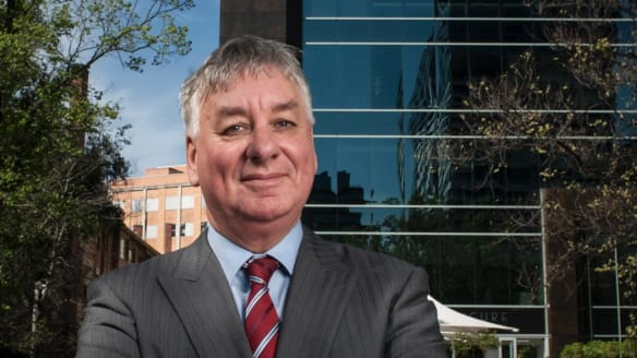 Is the glass half empty or half full for Dixon Hospitality's Bruce Dixon?