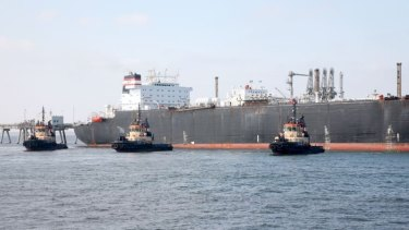 Engineers walked off the job at several major ports.