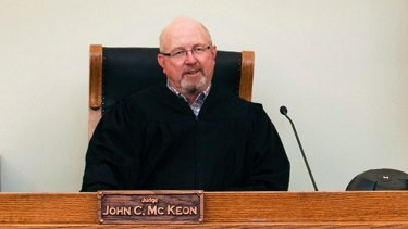 Montana state District Judge John McKeon.