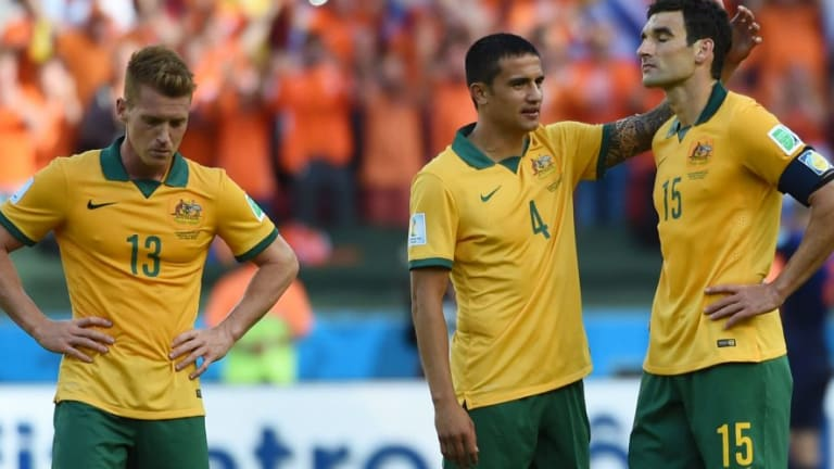 The Socceroos have a bright future despite losing their three games.