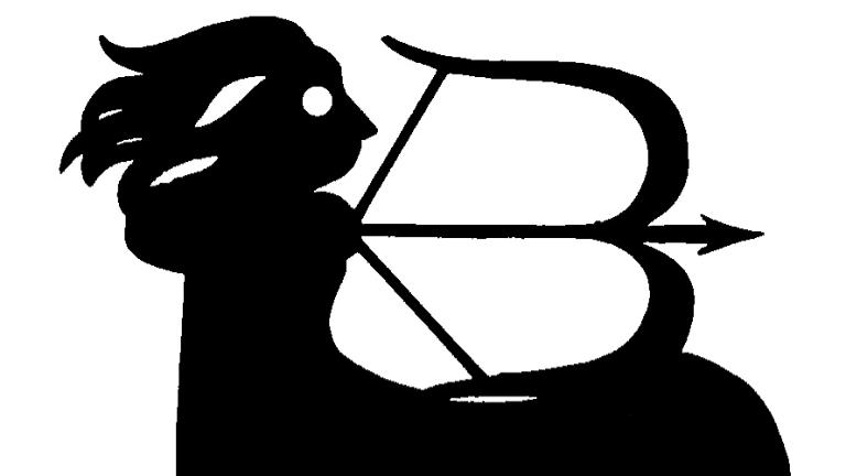 Sagittarius, the Archer.