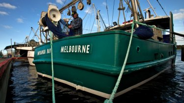 Ban: Commercial fishers pitted against recreational fishers and conservationists.