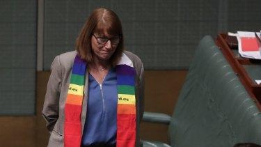 Labor MP Joanne Ryan