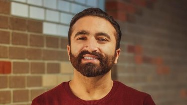 Detch Singh, co-founder of Hypetap.