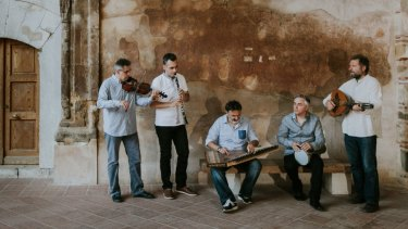 Rodopi Ensemble: authentic Thracian music made sinewy and modern.