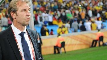 Pim Verbeek has written off the Australian team's chances.