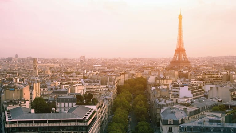 Paris, France, is often in the top four.