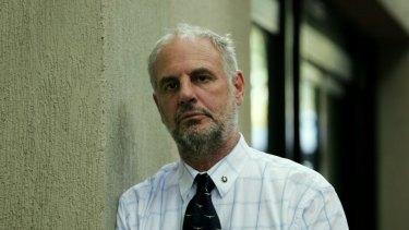 Euthanasia advocate Dr Philip Nitschke.