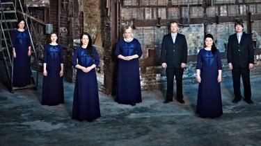 The Estonian Philharmonic Chamber Choir is bringing its collective lung power to Australia.