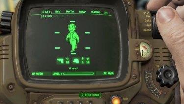 The alternate-future spoof <i>Fallout 4</i>.