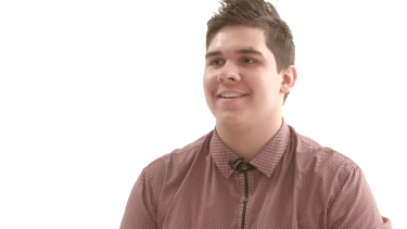 """""""Pick a project you're passionate about"""": Matthew Jigalin."""